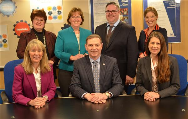 LPS Board of Education group photo