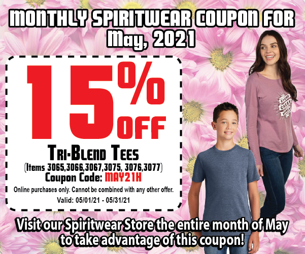 Spiritwear discount graphic