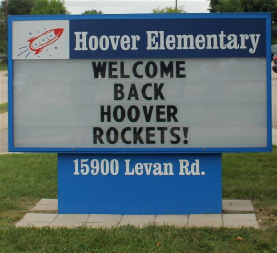 Hoover Elementary School / Homepage