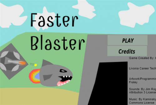fast blaster