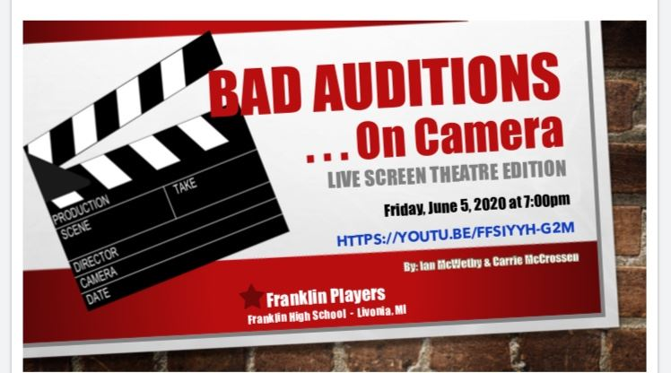 promo for Franklin play