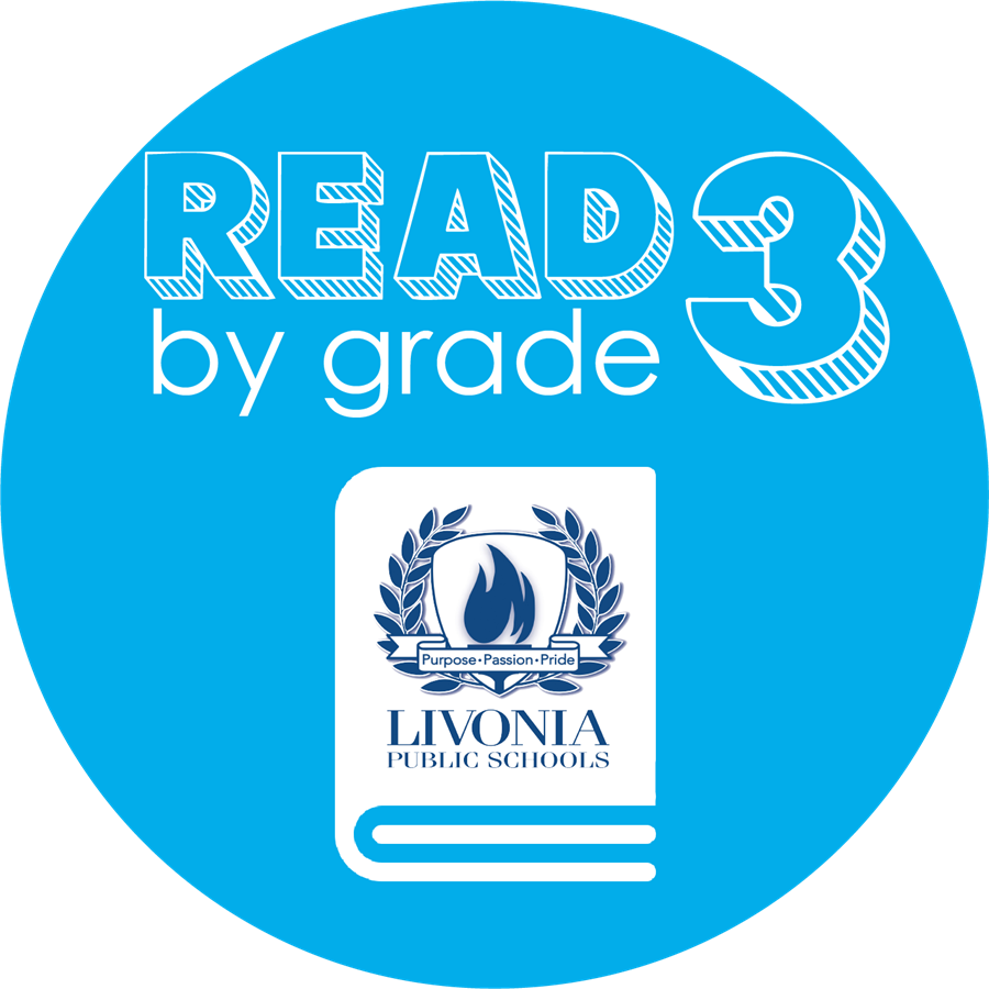 Read by Grade 3 logo